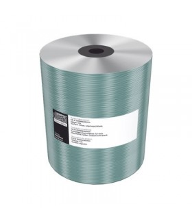 CD-R 52x 700Mb MediaRange Prof. Line Silver Bobina 100 uds