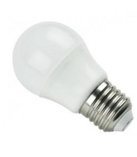 Bombilla LED Bajo Consumo 3W 3000K E27 (225lum) Serie G45