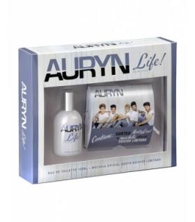 AURYN life EDT 100 ML + MOCHILA OFICIAL
