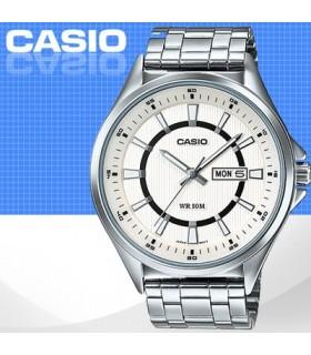 Reloj Casio hombre mtp-e108d-7a acero