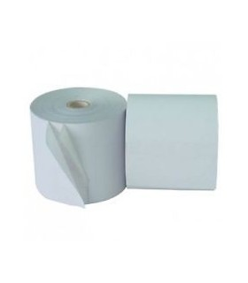 pack 10 Rollos de Papel Termico 75x55mm