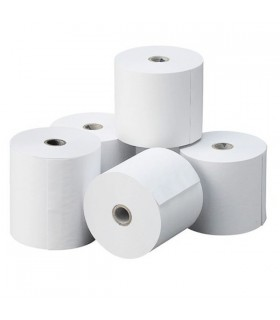 pack 8 Rollos de Papel Termico 80x80mm
