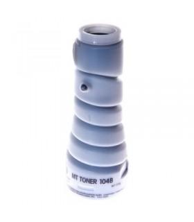 KONICA MINOLTA TN114/TN101K NEGRO TONER COMPATIBLE 106B / 012A/ 8937732