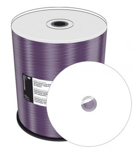 DVD-R 16x Mediarange Prof.Line ProSelect FULLFACE InkJet 100 uds