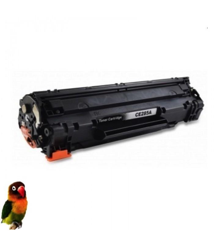 Toner HP CE285A negro 85A COMPATIBLE para HP LaserJet P1102 P1102w M1132MFP (1600 pag)