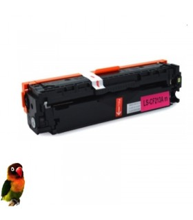 HP CF213A HP 131A MAGENTA toner compatible HP Laserjet COLOR Pro 200 M251 M276