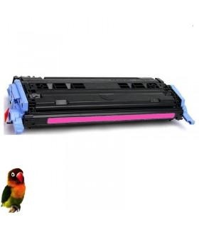 HP Q6003A MAGENTA Toner para Laserjet Color 1600/2600/2605/CM1015/CM1017/CP2600