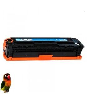 HP CE321A / HP 128A CIAN toner compatible LASERJET CP1525 CM1415 CP1525