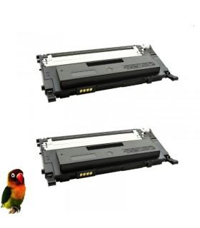 Toner negro compatible para Samsung CLP320/CLP325/CLX3180/CLX3185 CLT-K4072S