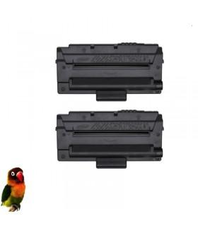 SAMSUNG SCX-4200 pack 2 tóner compatibles SAMSUNG SCX-4200 3000C.