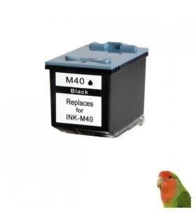 SAMSUNG M40 (17ML.) CARTUCHO COMPATIBLE (SUSTITUYE CARTUCHO ORIGINAL REF. INK-M40 )
