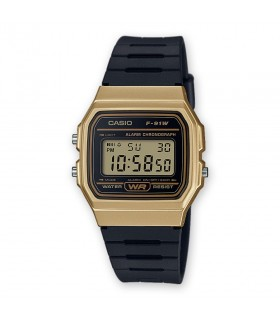 Reloj CASIO digital F-91WM-9AEF 100% original