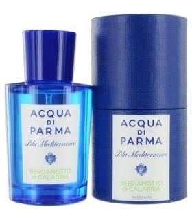 ACQUA DI PARMA Blu Mediterraneo BERGAMOTTO DI CALABRIA eau de toilette natural spray 150ml