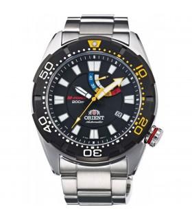 Orient SEL0A001B M-Force Automatic Power Reserve Sapphire Japan 200M Gent's Divers Watch