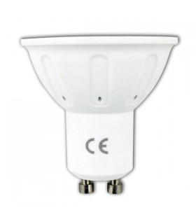 Foco LED Bajo Consumo 4W(40W) GU10 3000k Serie A5-GU10
