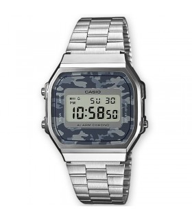 CASIO Colection Camouflage A168WEC-1e
