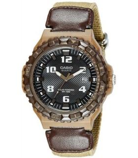 reloj hombre Casio SOLAR mrw-s300hb-5b correa tela militar camuflaje