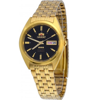 Reloj automatico Orient FAB00008B gold UNISEX