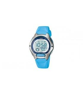 Reloj digital casio lw200-2b cronografo multifuncion - electroluminiscente