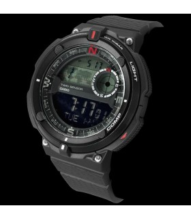 reloj hombre Casio SGW-600H-1B Twin Sensor