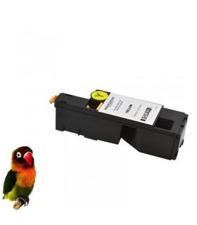 Toner AMARILLO compatible para Xerox Phaser 6000 / 6010 / 6015