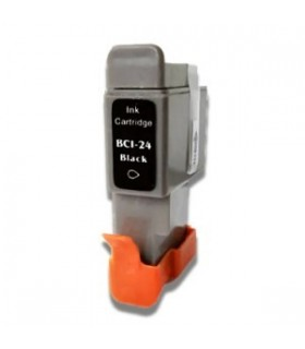 CANON BCI-24BK tinta negra compatible canon s200/s300 , pixma 1500, pixma 2000, i320 bk compatible