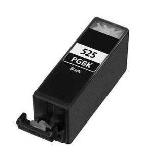 Pgi-525bk Canon tinta negra compatible (con Chip) canon pixma ip4850 /mg5150 / mg5250/ mg6150/mg8150